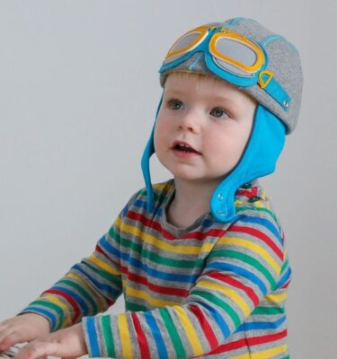 Kids Hat-Baby Hat-Kids Winter Hat-Biker Hat-Kids Pilot Hats