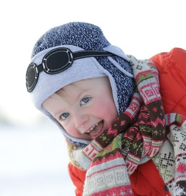 winter hat-baby boy aviator hats-baby knitted hats-baby gift sets-baby winter hat