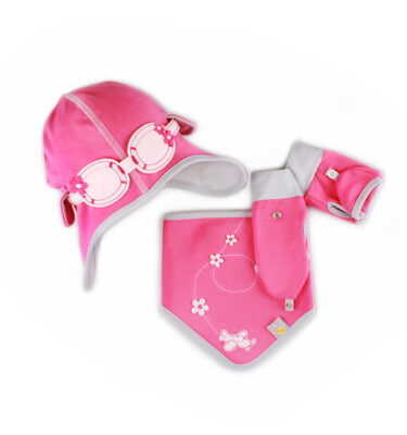 A lovely baby girl giftset