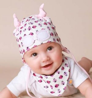 926bf261c Baby Bobble Hats, Knitted Baby Hats, Baby Bonnets & More : My Little ...