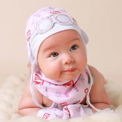 Provided Newborn Hat Girls Hats Baby & Toddler Clothing