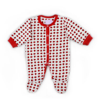 A lovely baby sleepsuit