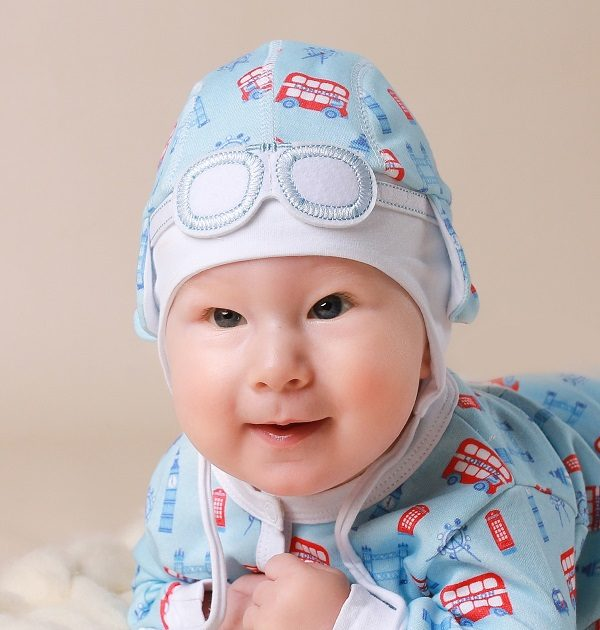 baby boy hats-boys hats-baby gift sets-baby outfits-baby pilot hats