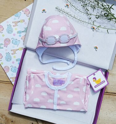 baby girl outfits-girls gift sets-baby girl hats-girls babygrow-baby pilot hat