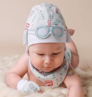 unique baby gifts-newborn baby hats-baby outfits-baby gift set