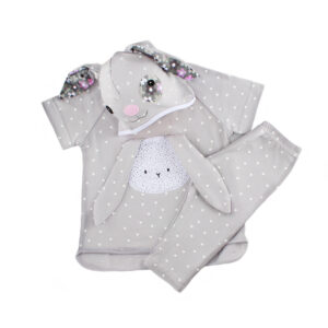 Lovely baby girls bunny clothes