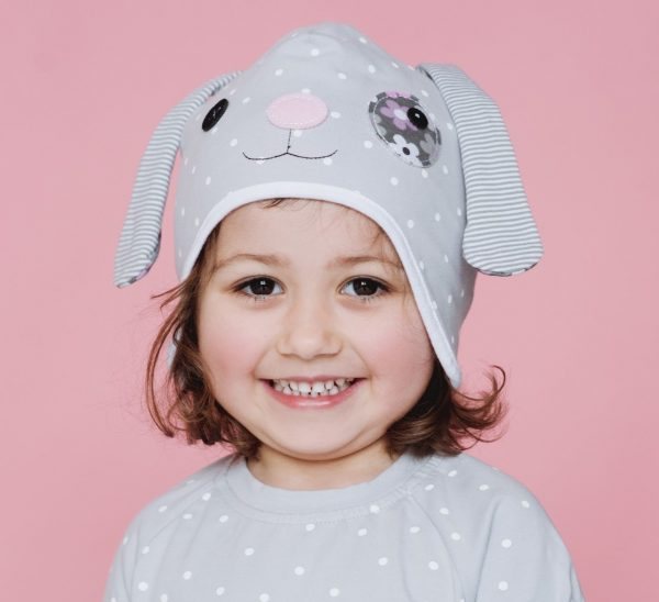 beanie-baby bunny hat-girls hats-baby girl gift sets-baby girl outfits