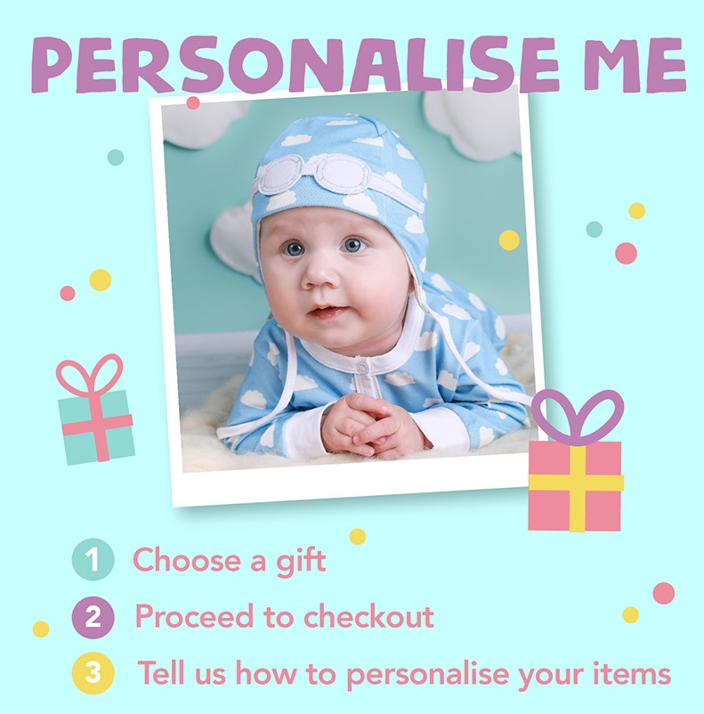 8f4fc3878 Baby Hats & Baby Gifts, Personalised Baby Gifts : My Little Duckling