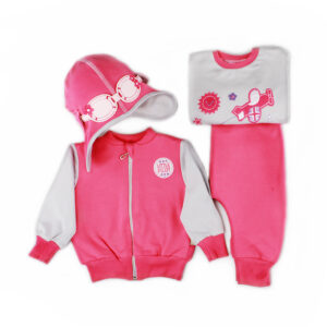 Lovely baby girl tracksuits