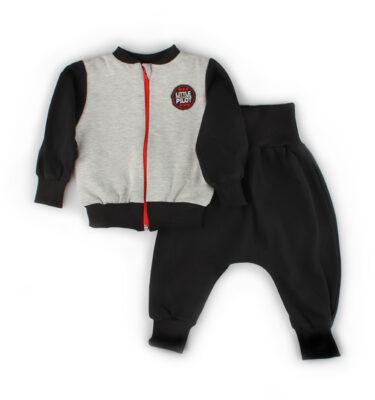 A cute baby tracksuit
